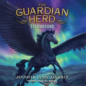 The Guardian Herd: Stormbound - Jennifer Lynn Alvarez - cover