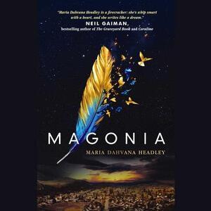 Magonia - Maria Dahvana Headley - cover