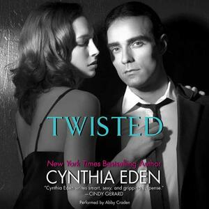 Twisted: Lost Series #2 - Cynthia Eden - cover