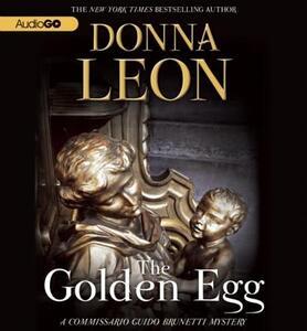 The Golden Egg - Donna Leon - cover