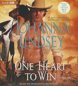 One Heart to Win - Johanna Lindsey - cover