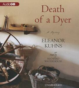 Death of a Dyer - Eleanor Kuhns - cover