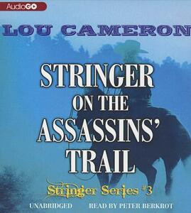 Stringer on the Assassins' Trail - Lou Cameron - cover