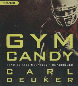 Gym Candy - Carl Deuker - cover