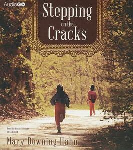 Stepping on the Cracks - Mary Downing Hahn - cover