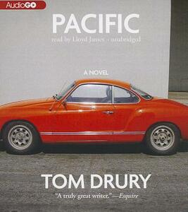 Pacific - Tom Drury - cover