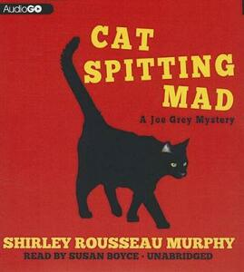 Cat Spitting Mad - Shirley Rousseau Murphy - cover
