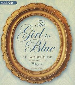 The Girl in Blue - P G Wodehouse - cover