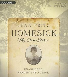 Homesick: My Own Story - cover