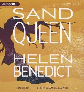 Sand Queen - Helen Benedict - cover