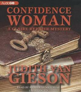 Confidence Woman - Judith Van Gieson - cover