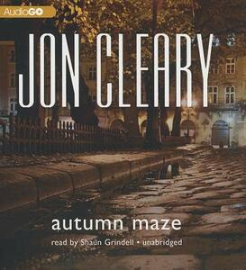 Autumn Maze - Jon Cleary - cover