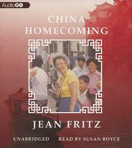China Homecoming - Jean Fritz - cover