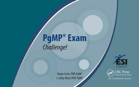 PgMP (R) Exam Challenge! - Ginger Levin,J. LeRoy Ward - cover