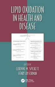 Lipid Oxidation in Health and Disease - cover