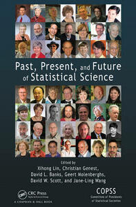 Past, Present, and Future of Statistical Science - cover