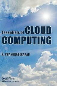 Essentials of Cloud Computing - K. Chandrasekaran - cover