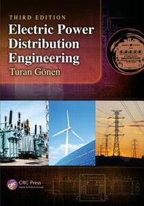 Electric Power Distribution Engineering - Turan Gonen - cover