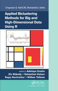 Applied Biclustering Methods for Big and High-Dimensional Data Using R - cover