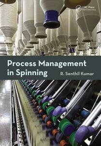 Process Management in Spinning - R. Senthil Kumar - cover