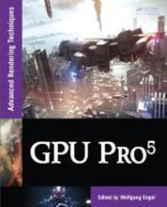 GPU Pro 5: Advanced Rendering Techniques - cover