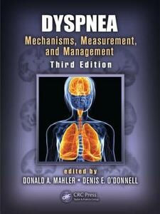 Dyspnea: Mechanisms, Measurement, and Management, Third Edition - cover