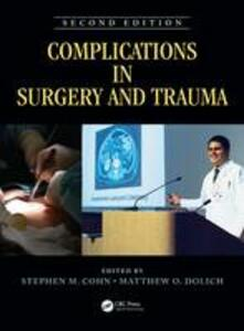 Complications in Surgery and Trauma, Second Edition - cover