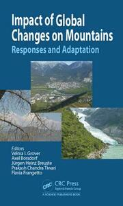 Impact of Global Changes on Mountains: Responses and Adaptation - cover