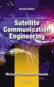 Satellite Communication Engineering - Michael Olorunfunmi Kolawole - cover