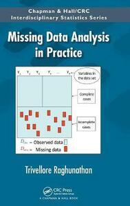 Missing Data Analysis in Practice - Trivellore Raghunathan - cover