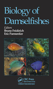 Biology of Damselfishes - cover
