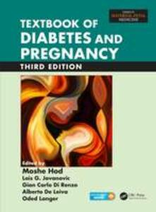 Textbook of Diabetes and Pregnancy, Third Edition - cover