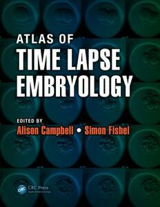 Atlas of Time Lapse Embryology - cover