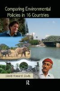 Comparing Environmental Policies in 16 Countries - David Howard Davis - cover