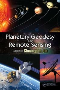 Planetary Geodesy and Remote Sensing - cover