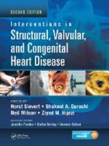 Interventions in Structural, Valvular and Congenital Heart Disease - cover