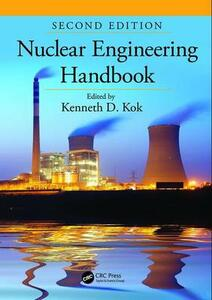 Nuclear Engineering Handbook, Second Edition - cover