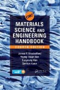 CRC Materials Science and Engineering Handbook - James F. Shackelford,Young-Hwan Han,Sukyoung Kim - cover
