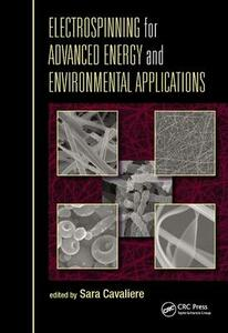 Electrospinning for Advanced Energy and Environmental Applications - cover