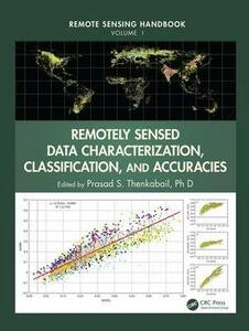 Remotely Sensed Data Characterization, Classification, and Accuracies - cover