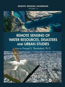 Remote Sensing of Water Resources, Disasters, and Urban Studies - cover