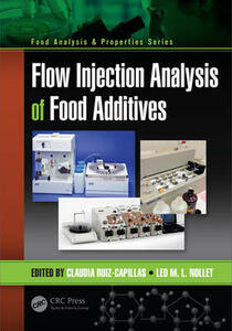Flow Injection Analysis of Food Additives - cover