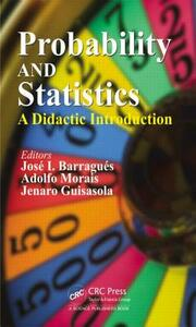 Probability and Statistics: A Didactic Introduction - cover