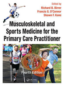 Musculoskeletal and Sports Medicine For The Primary Care Practitioner, Fourth Edition - cover