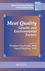 Meat Quality: Genetic and Environmental Factors - cover