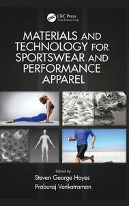 Materials and Technology for Sportswear and Performance Apparel - cover