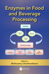 Enzymes in Food and Beverage Processing - cover