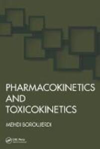 Pharmacokinetics and Toxicokinetics - Mehdi Boroujerdi - cover