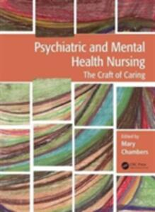 Psychiatric and Mental Health Nursing: The craft of caring - cover
