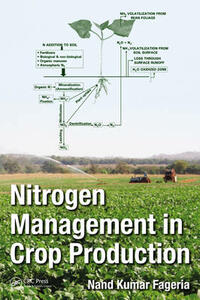Nitrogen Management in Crop Production - Nand Kumar Fageria - cover